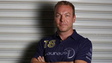 Sir Chris Hoy is hoping for a memorable Tokyo 2020 Olympic Games