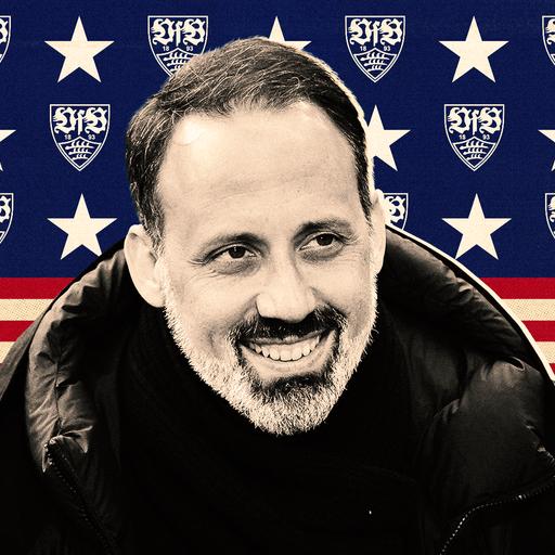 Meet Stuttgart's American coach