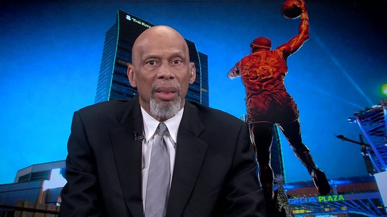Kareem Abdul-Jabbar explains why he boycotted the 1968 Olympics and the impact of the 'Black Power' salute by Smith and Carlos in 1968