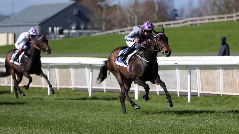 Missing Matron ridden by Rory Cleary wins at the Curragh