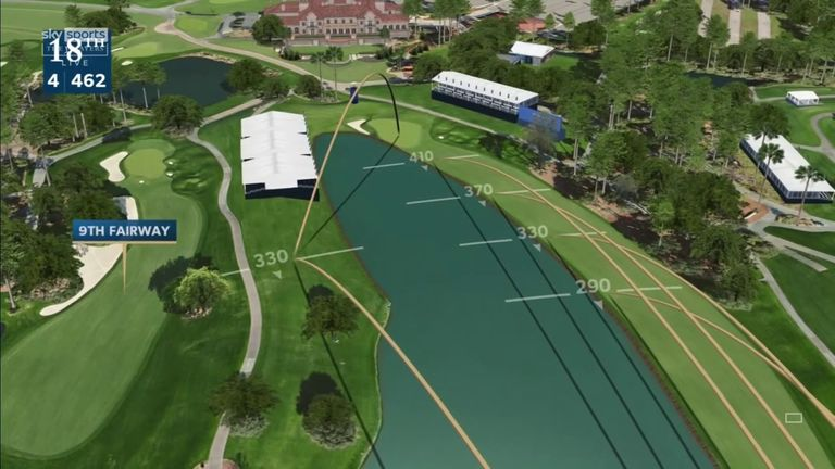 The Players Championship: Bryson DeChambeau 'box office' and a contender again at TPC Sawgrass | Golf News | Sky Sports