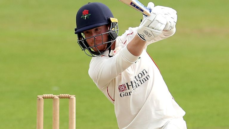 Alex Davies is a consistent run-scorer for Lancashire