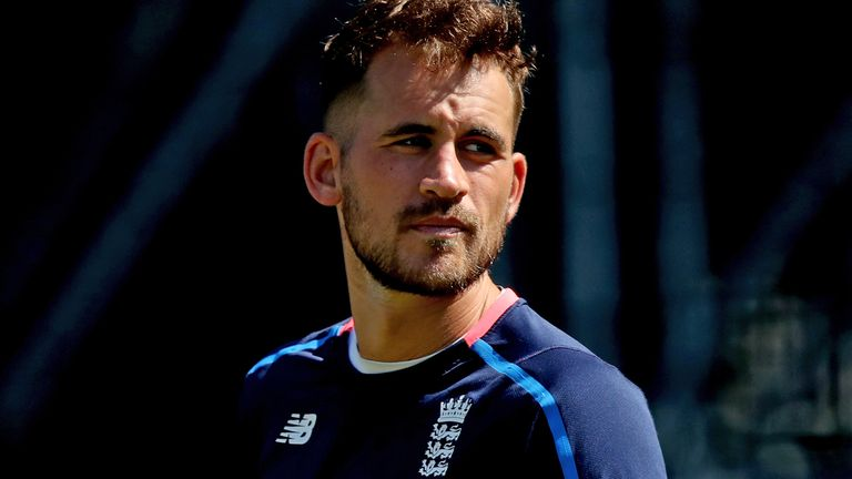 England's Alex Hales during the nets session at The Emirates Old Trafford, Manchester. PRESS ASSOCIATION Photo. Picture date: Monday July 2, 2018. See PA story CRICKET England. Photo credit should read: Simon Cooper/PA Wire. RESTRICTIONS: Editorial use only. No commercial use without prior written consent of the ECB. Still image use only. No moving images to emulate broadcast. No removing or obscuring of sponsor logos.