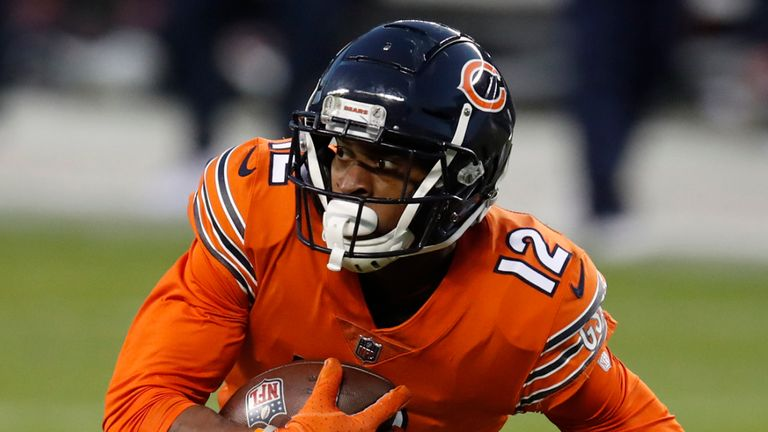 Chicago Bears have placed the franchise tag on Allen Robinson - AP images