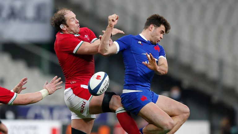 Jones and Wales suffered heartbreak last week at the hands of France only to end up winning the Six Nations title
