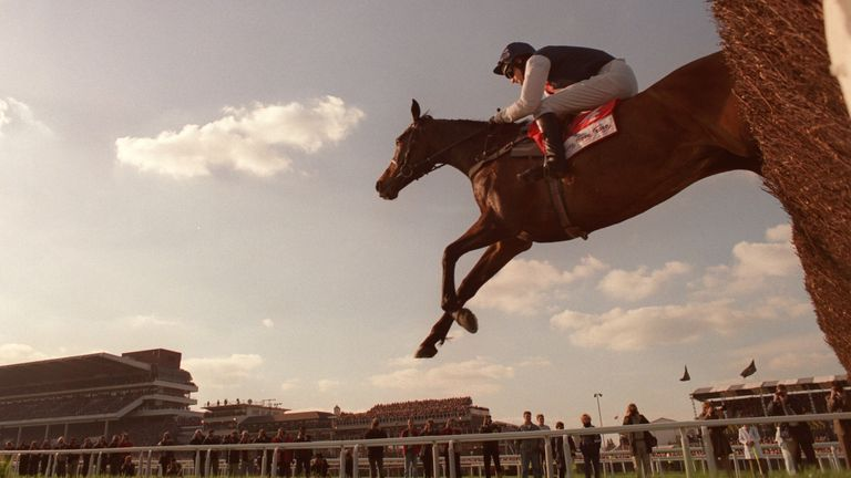 Thornton on Cheltenham Gold Cup winner Cool Dawn