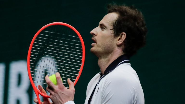 The former world No 1 may enter one of four ATP 250 events, starting on April 5 before the start of the clay-court season