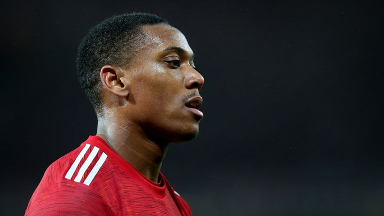 PA - Anthony Martial