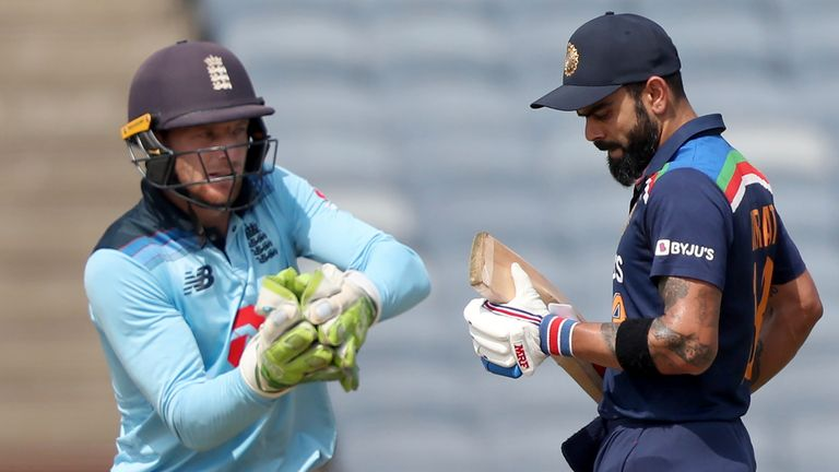 Jos Buttler says England are ready for another 'final' against India in the third ODI