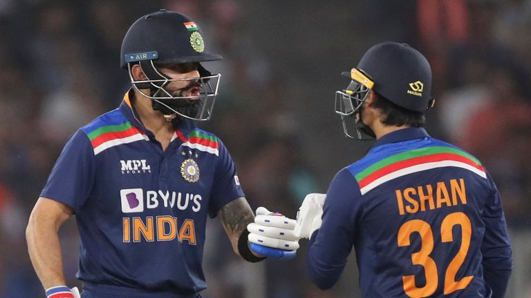 Ishan Kishan played without fear on debut to help ease the pressure on Virat Kohli, says Mike Atherton