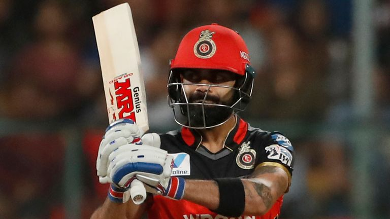 Kohli will now move to another 'bubble' with Royal Challengers Bangalore for the IPL