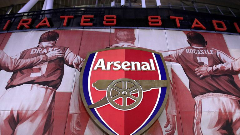 The latest financial figures come after Arsenal posted a loss of £27.1m in 2019, down from a profit of £56.5m from 2018