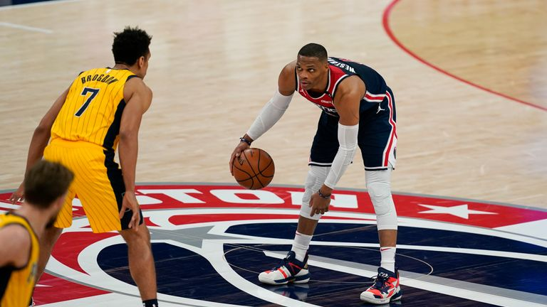 Highlights of the Indiana Pacers against the Washington Wizards in Week 15 of the NBA.