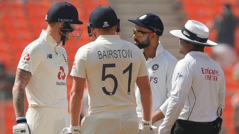 India vs England (Pic credit - BCCI)