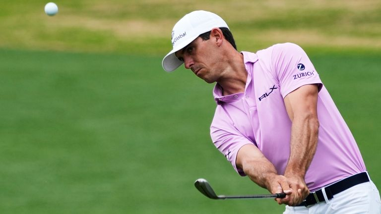 Horschel believes his game is in great shape for the Masters