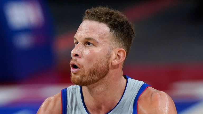 Blake Griffin has agreed to join Brooklyn Nets for the rest of the season