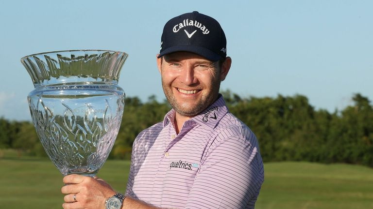 Branden Grace finishes bird-eagle to claim victory at Puerto Rico Open |  Golf news