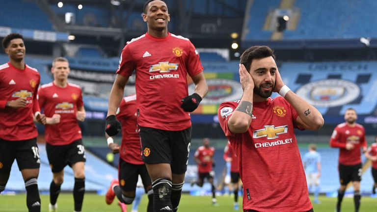 Fernandes gave Manchester United the perfect start from the spot