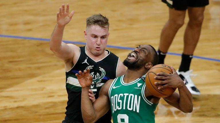 NBA: Bucks v Celtics