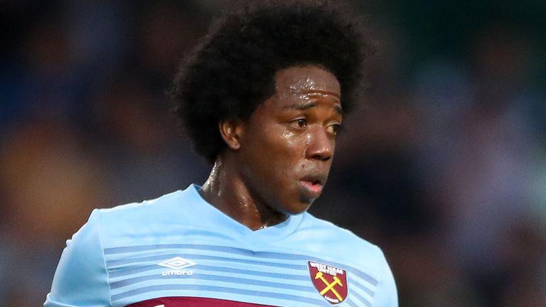 Carlos Sanchez left West Ham at the end of last season