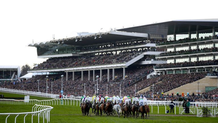 Over 250,000 people attended across the four days at last year's Cheltenham Festival