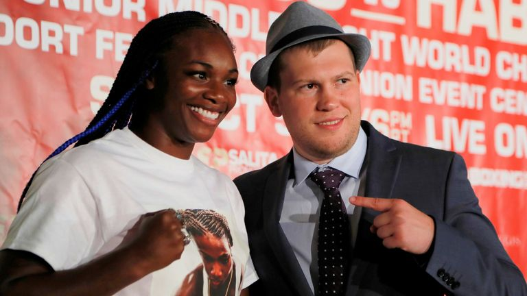 Claressa Shields vs. Katie Taylor: A Great Fight Can Happen, Says US Star Promoter Dmitriy Salita |  Boxing News