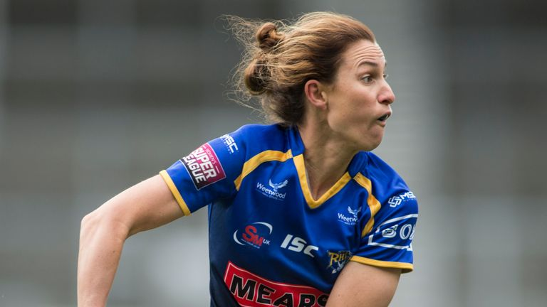Courtney Hill cannot wait for the 2021 Women's Super League season to start