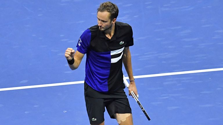 Daniil Medvedev won the Open 13 in Marseille on Sunday to rubberstamp his rise to second in the world rankings