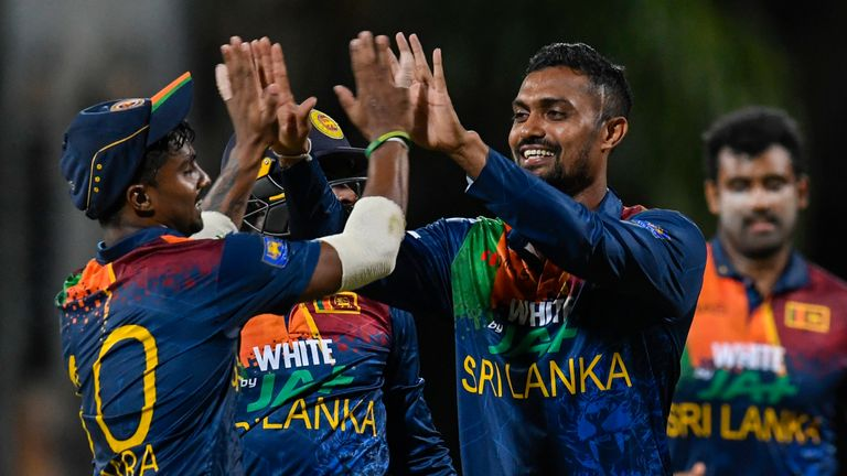 Sri Lanka level T20 series with West Indies as spinners combine to take eight wickets |  Cricket News
