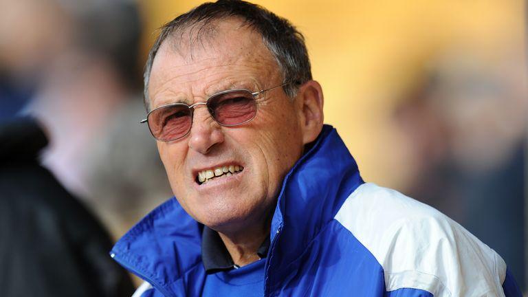 Former Crewe manager Dario Gradi (PA)