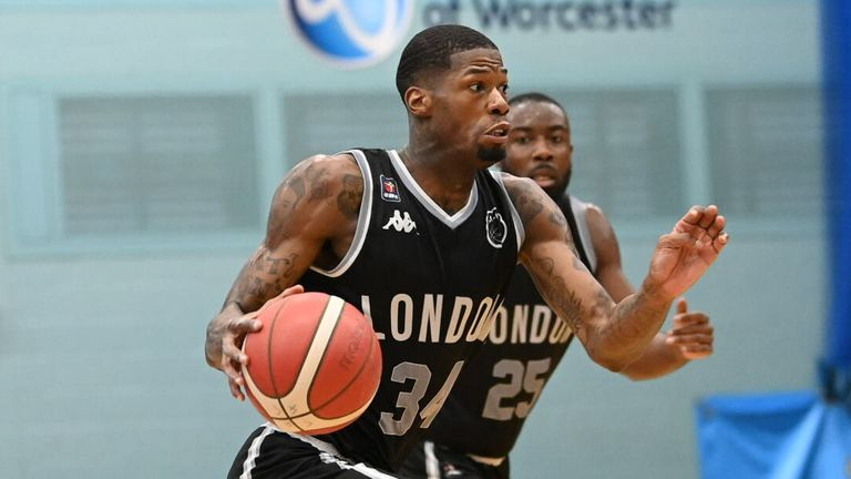 DeAndre Liggins was exceptional on the day for the Lions
