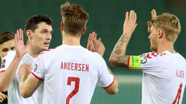 Danemarca a fost câștigătoarele deghizate împotriva Austriei