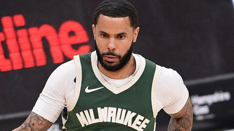 D.J. Augustin has been traded by the Milwaukee Bucks (AP)
