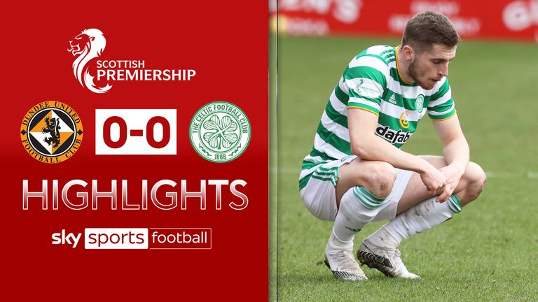 SPFL Dundee v Celtic