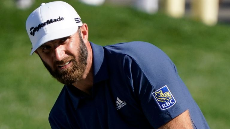 Dustin Johnson would have automatically qualified to represent Team USA in Tokyo