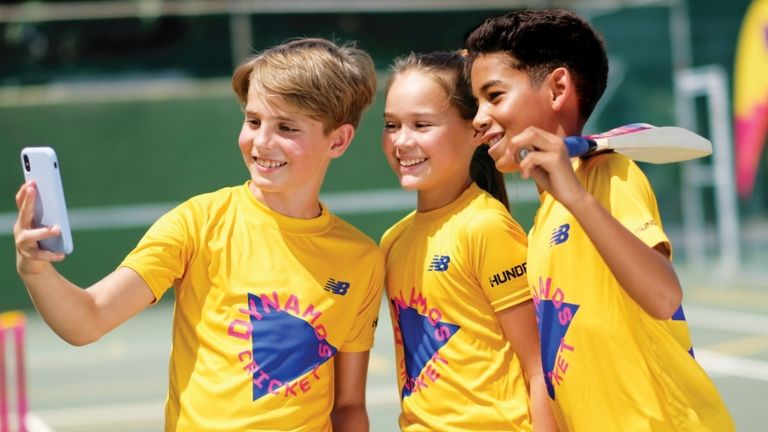 Parents of 8-11 year olds can register their kids onto Dynamos Cricket – the ECB's new programme to encourage boys and girls to have fun and fall in love with cricket.