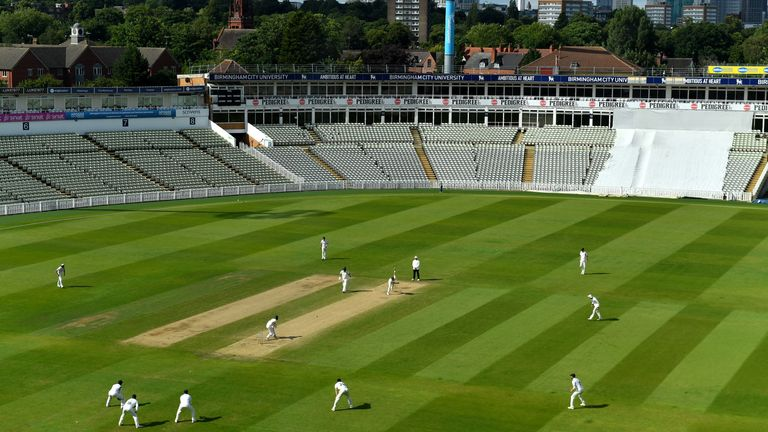 Warwickshire chief executive Stuart Cain has welcome the government's new Budget as 'good for sport'