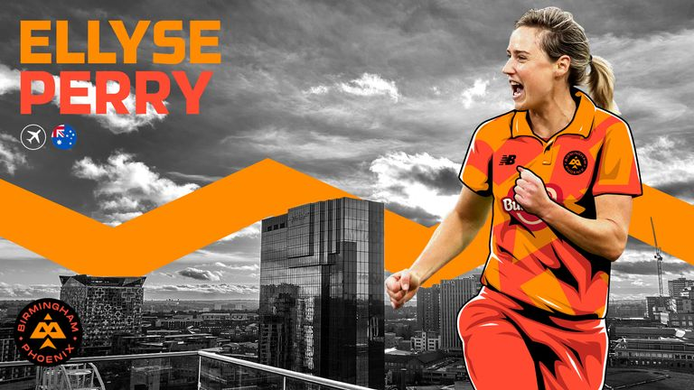 Australia's Ellyse Perry will play for Birmingham Phoenix in The Hundred  this summer   Cricket News   PC: Sky Sports