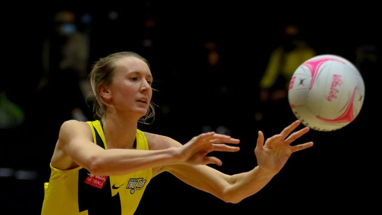 Manchester Thunder have done thier homework ahead of facing Team Bath Netball this weekend (Image Credit - Ben Lumley)