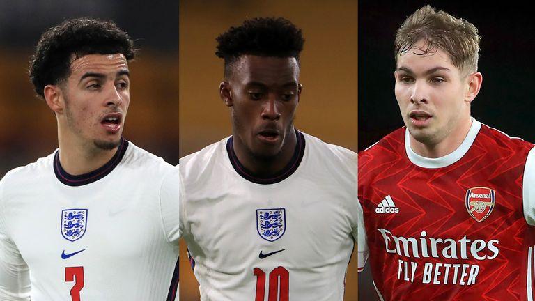 England U21s preview