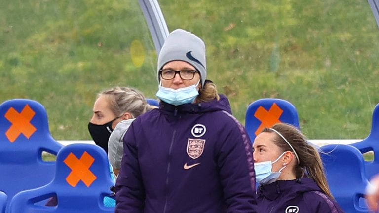 Hege Riise took over as England interim head coach in January