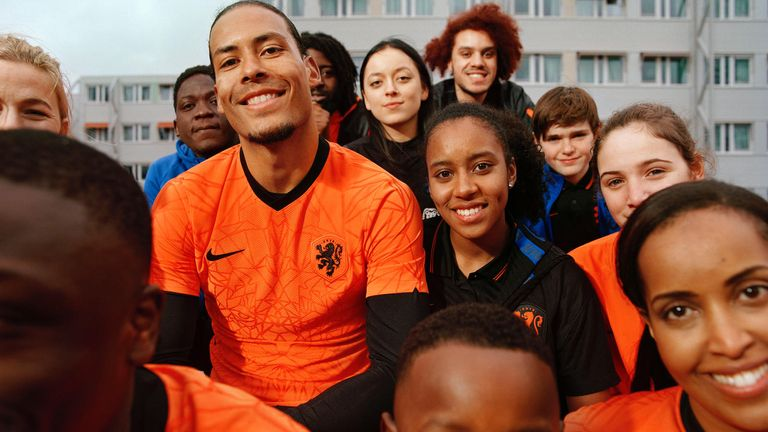 Euro 2020 Netherlands home