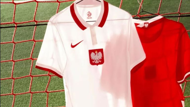Euro 2020 Poland home and away