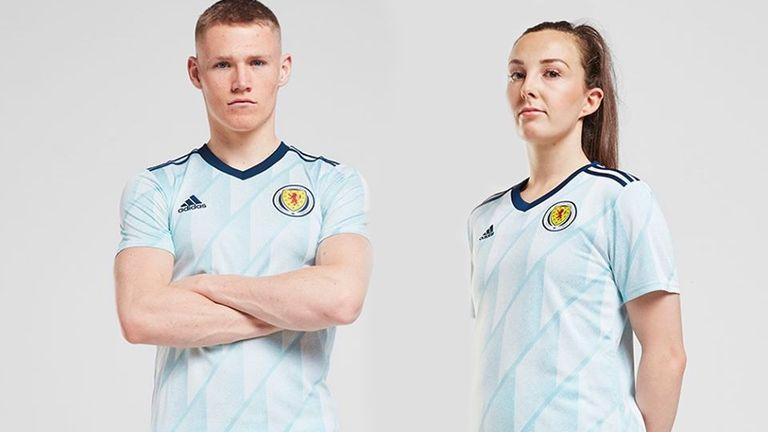 Scotland away (Credit: adidas)