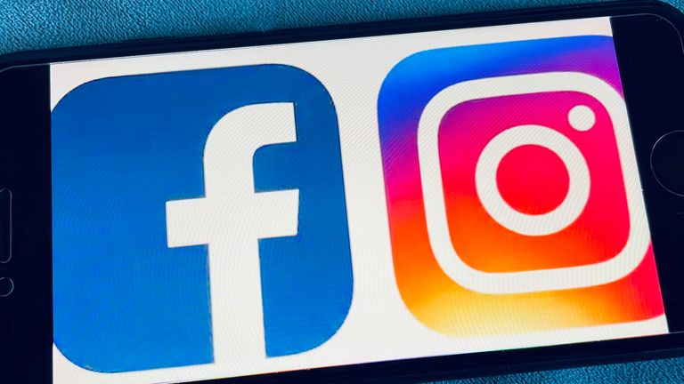 Facebook owns photo and video sharing social network service Instagram