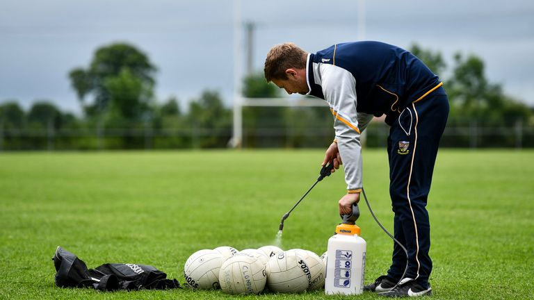 The coronavirus continues significantly impact the GAA calendar