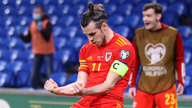 Gareth Bale praised Wales' spirit in their 1-0 win over the Czech Republic