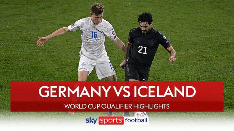 Γερμανία 3-0 Ισλανδία