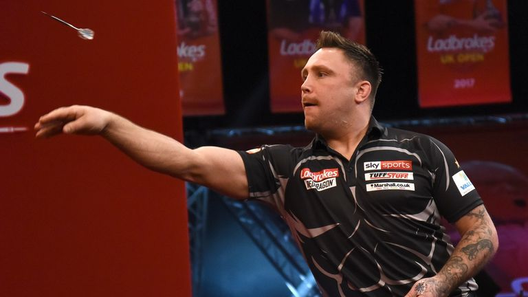 World champion Gerwyn Price looked comfortable in his wins over Ricky Evans and Chris Dobey