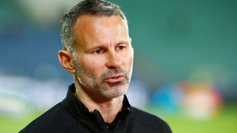 Wales AP coach Ryan Giggs